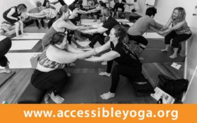 Accessible Yoga Congres in Berlijn 19 – 21 oktober 2018