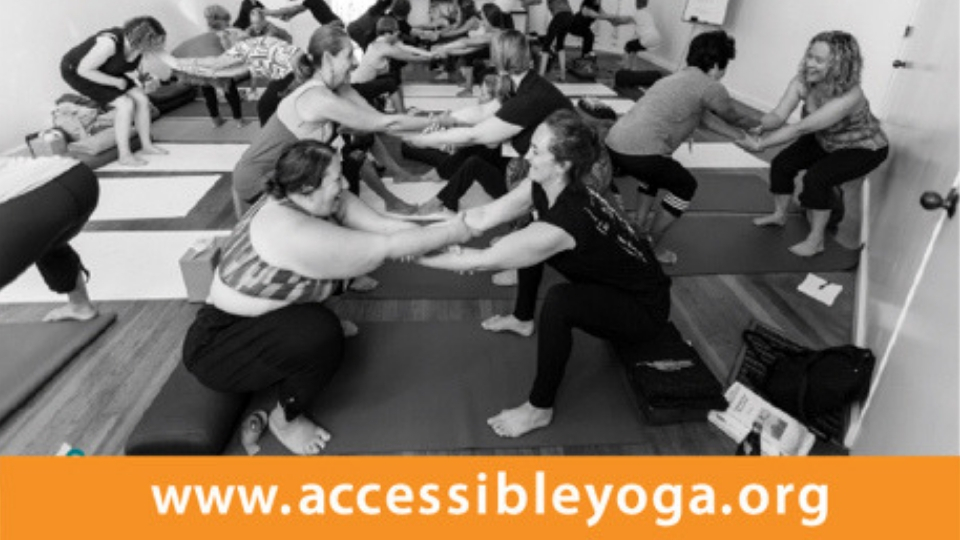 Accessible Yoga Congres in Berlijn 19 – 21 oktober 2018